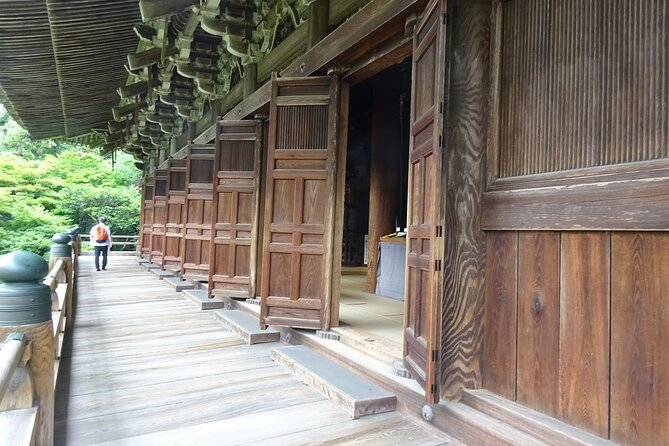 Virtual Zen Meditation Experience at the Shoshazan Engyoji Temple