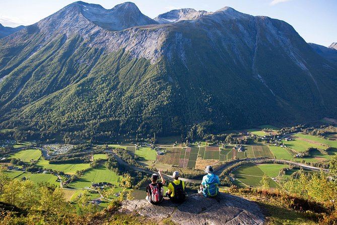 Chase a troll on a private tour through the picturesque fjord towns