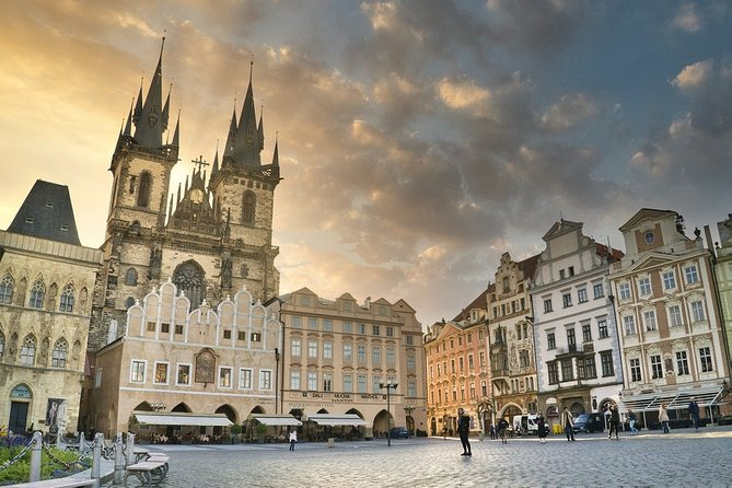 Prague Private Walking Tour