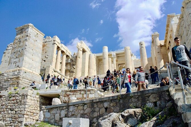 Acropolis and Athens Old Town Private Tour