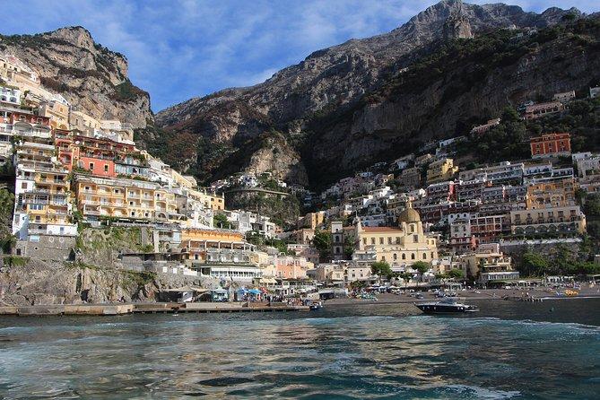 Amalfi coast with wine tasting in Tramonti