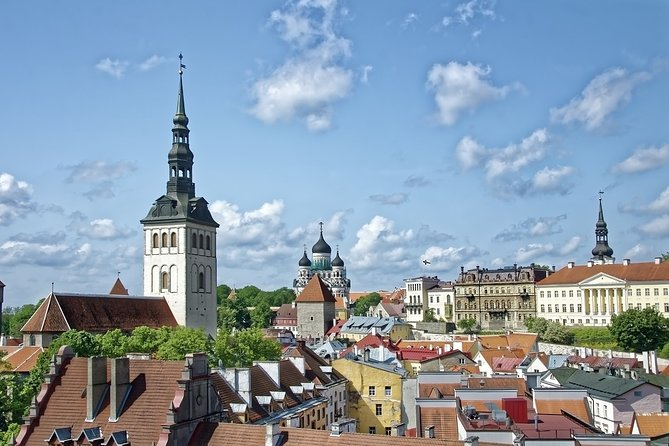 Tallinn Private Walking Tour