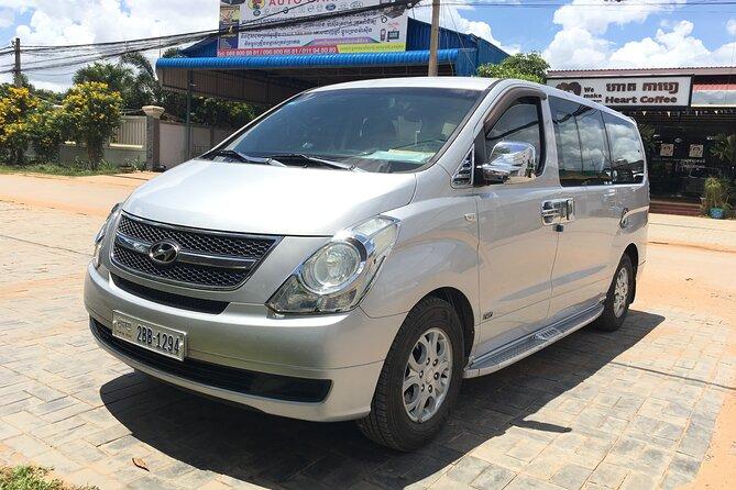 Private Taxi Transfer From Phnom Penh - Battambang City