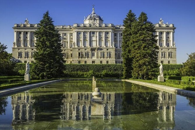 A local's Madrid: Tuck into the city's history and some tapas on an audio tour