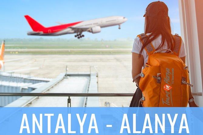 Antalya Airport to Alanya Resorts Shuttle Transfer