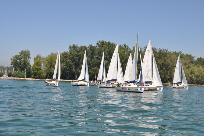 Sailing event on Lake Constance with your own skipper