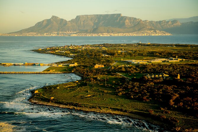 Robben Island Scenic Helicopter Flight