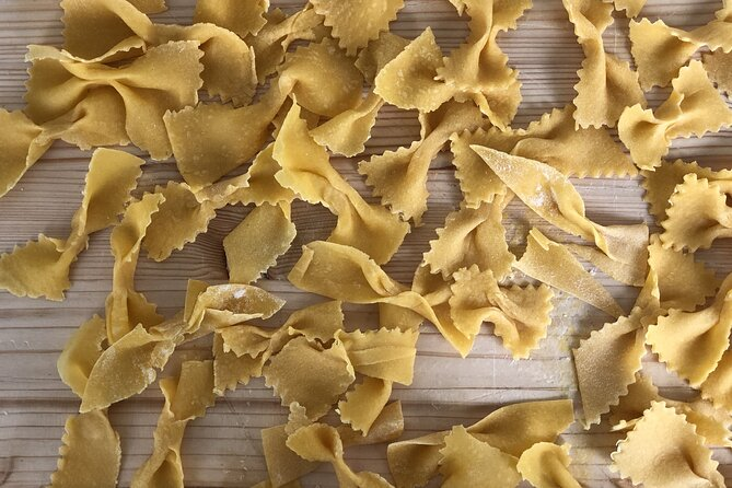Handmade Pasta Making Class using Family Recipes in Ravenna