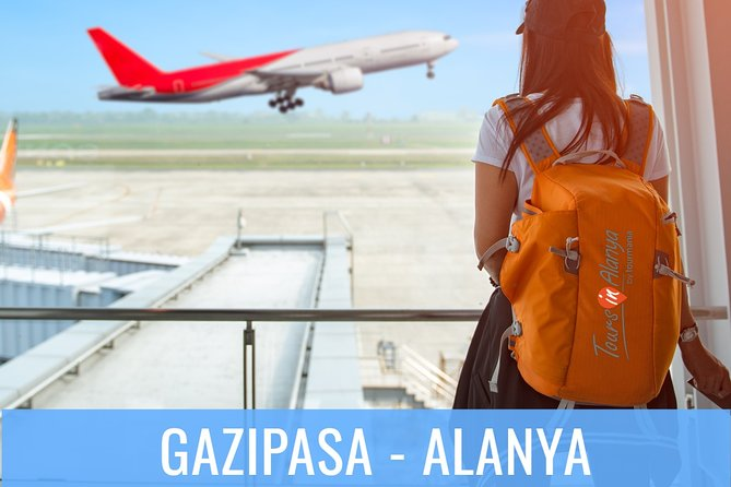 Gazipasa Airport to Alanya Resorts Shuttle Transfer
