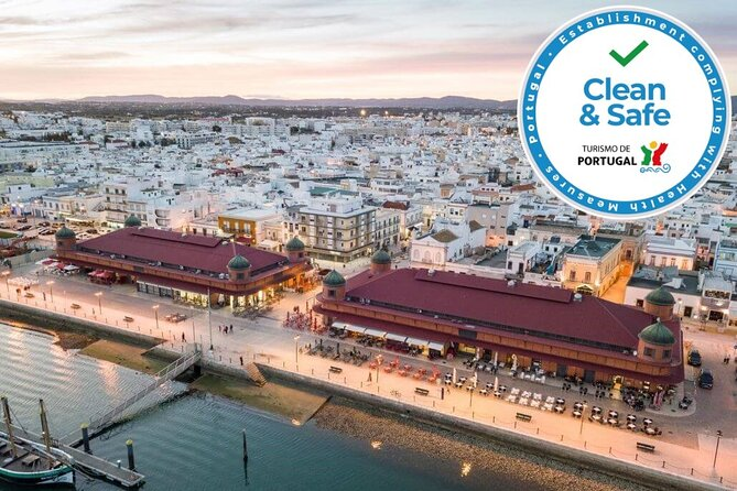 Eastern Algarve & Spain- Day Trip with Lunch Included