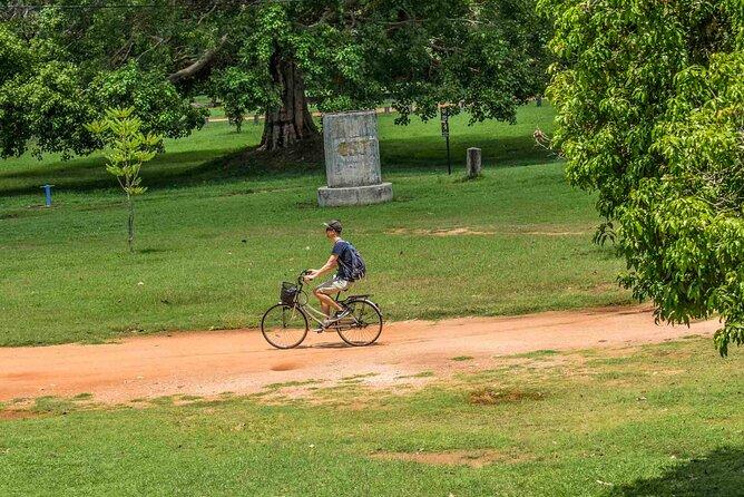 Cycling from Mirissa