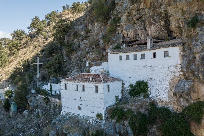 The abandoned village of Kamenica and Gjin Aleksi Mosque in half day tour