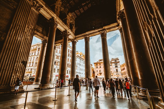 Rome: Highlights, Private Walking Tour, English speaking guide