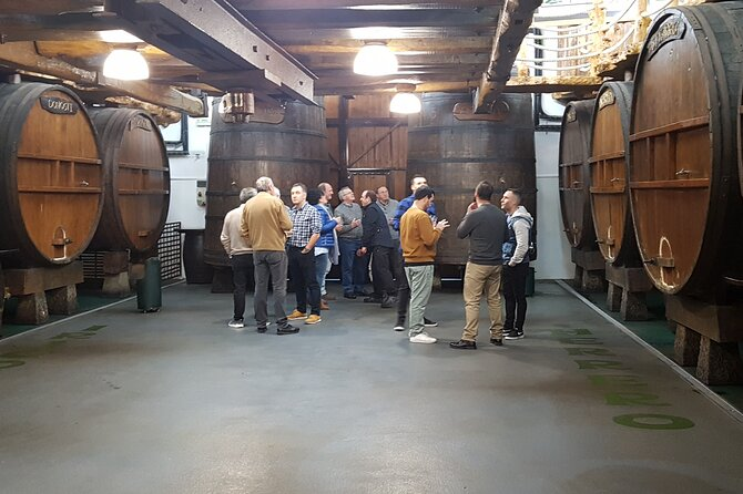 Traditional Basque Cider House Experience from San Sebastian