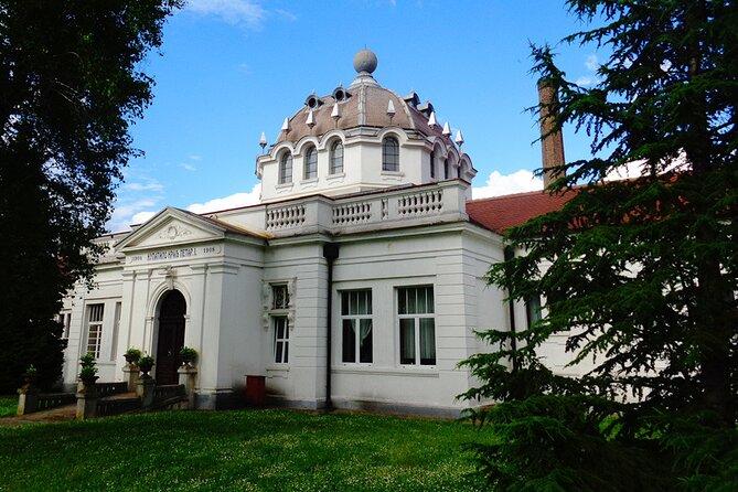 Private Day Tour: Origin of Serbian Cyrillic