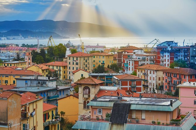Discover the beauties of ancient La Spezia on a private walking tour
