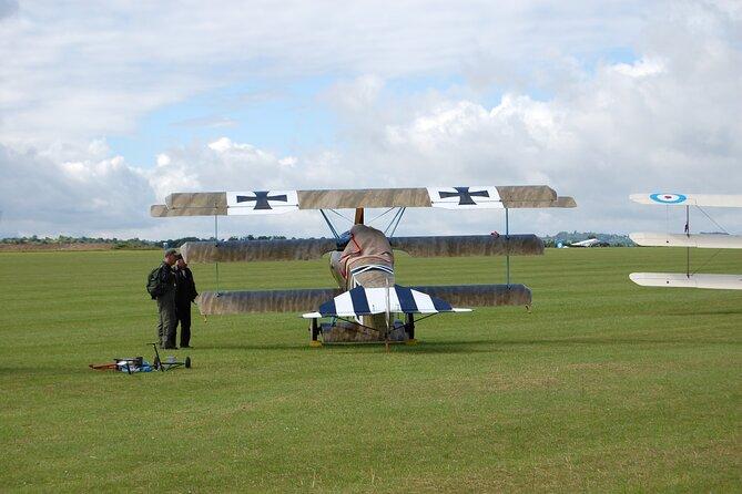 Visit Von Richthofen crash site