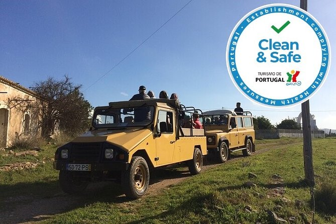 Private Algarve Jeep Safari - Day Trip with Lunch Included