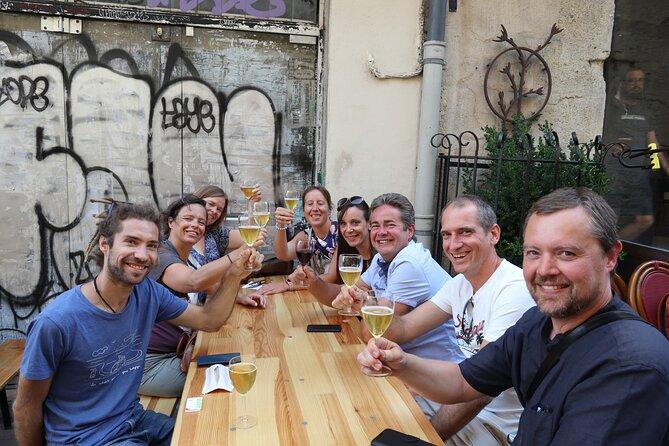Craft Beer Walking Tour in Montpellier