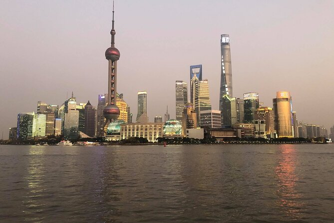 Private Full-Day Shanghai Highlights Tour