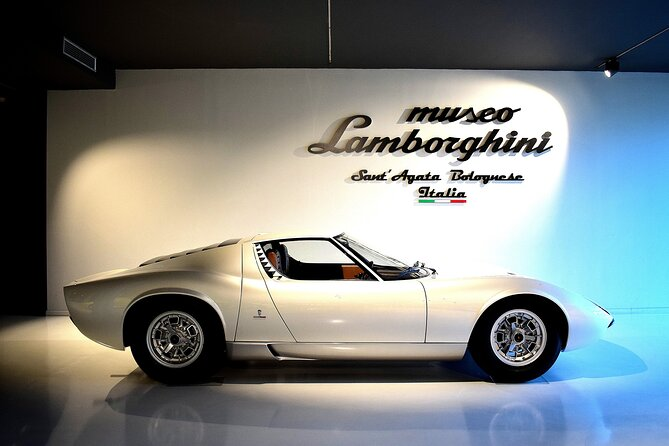 Summer/Autumn 2020 - Antagonist Tour: Lambo&Ferrari Museums, Pagani Factory