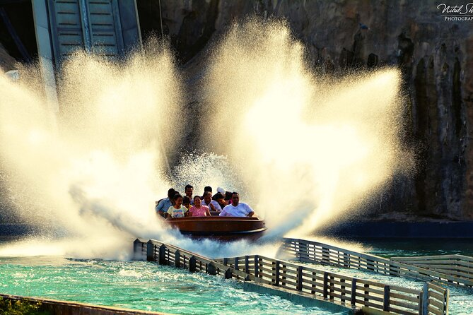 Admission Ticket to Imagica Theme Park with Transportation