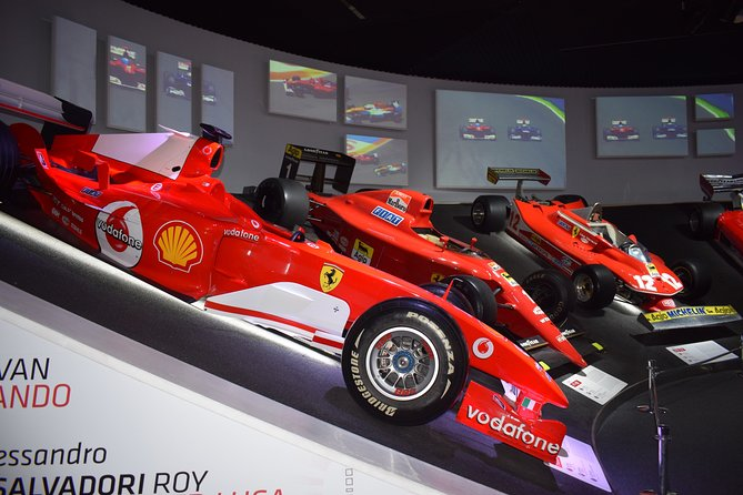 Summer/Autumn 2020 - Ferrari World: Museums & Factory tour