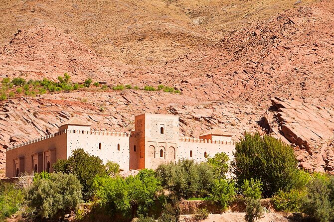 Marrakech: Full-Day Trip To Ouirgane & Visit The 12th century brick built Mosque