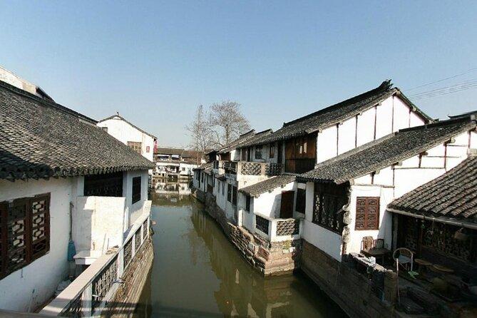 Private Zhujiajiao Water Town Day Tour From Shanghai