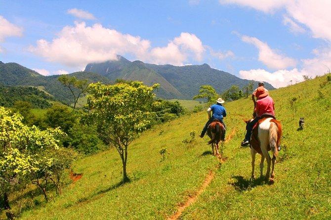Tour a cavallo di Paraty