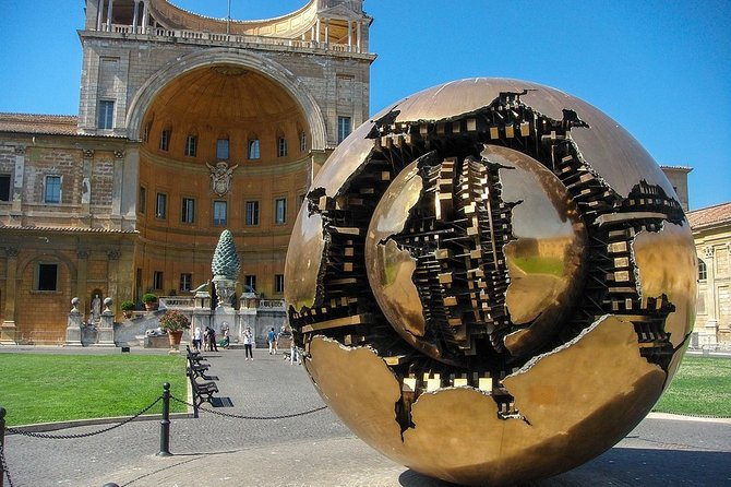 Skip-the-line entrance - Vatican Museums (low-cost Covid 19 offer)