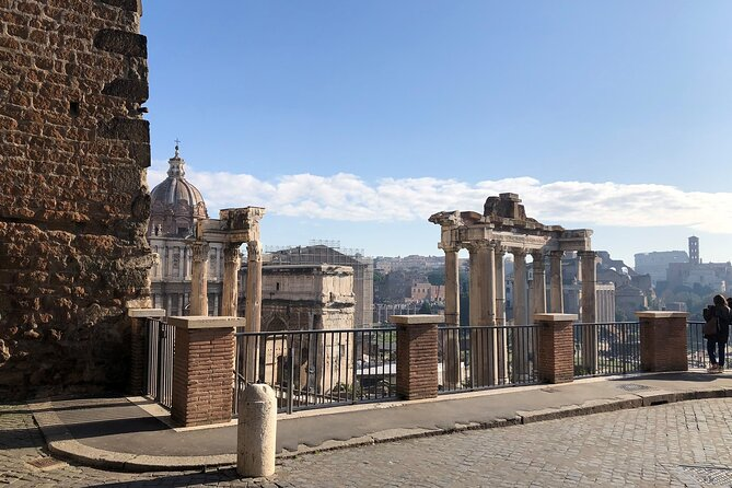 Rome For All - Accessible Guided Tour of Colosseum & Ancient Rome