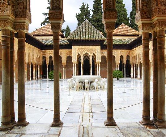 Granada Tours from Costa del Sol