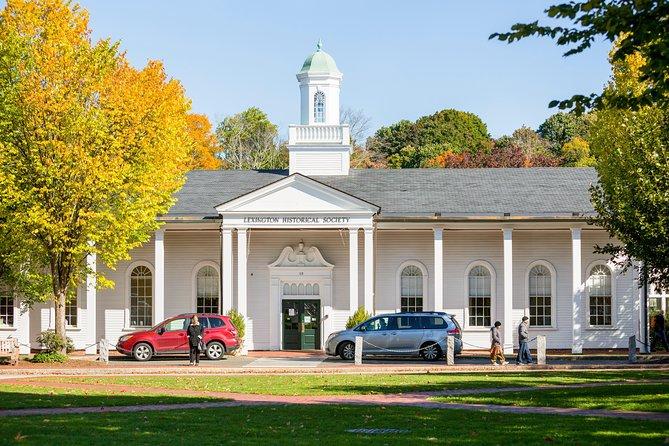 Boston Colonial Sites