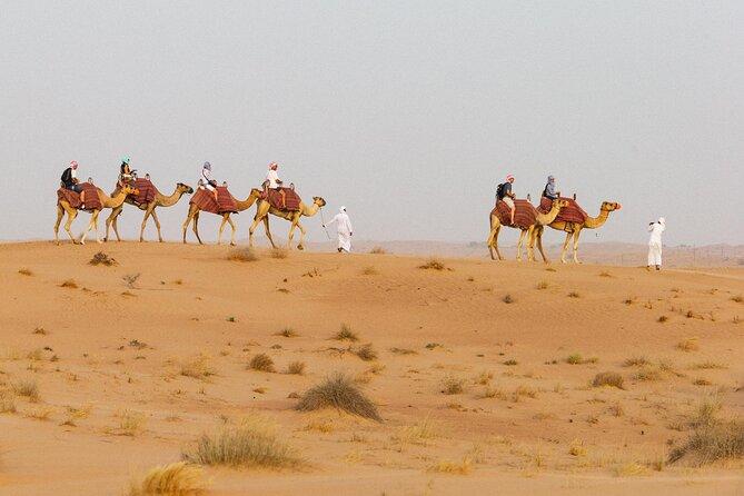 Safaris por el desierto de Dubái