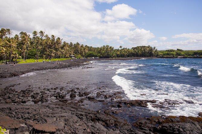 Top Beaches on the Big Island of Hawaii