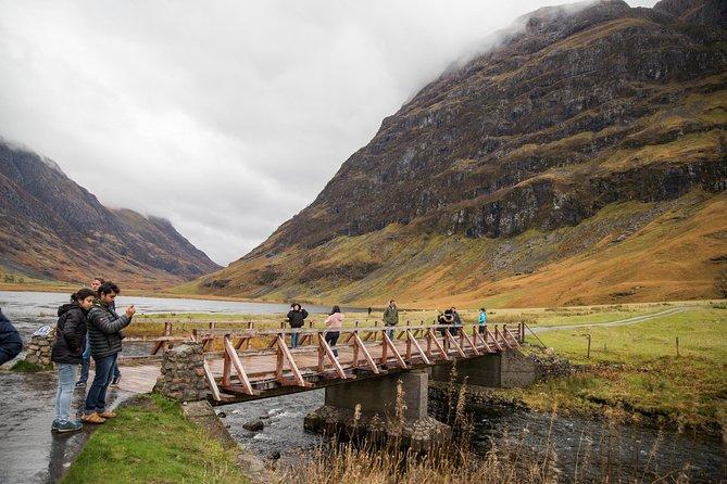 Comment visiter les Highlands écossais depuis Édimbourg