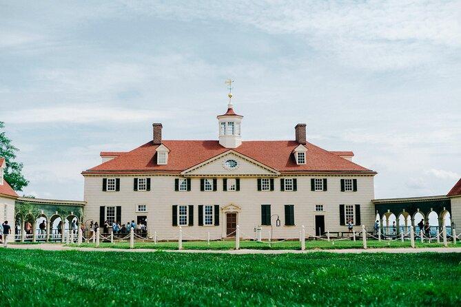 Washington DC Colonial Sites