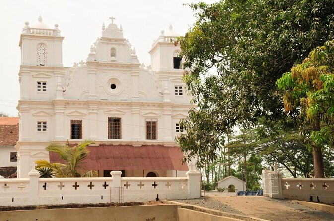 Colonial Sites in Goa