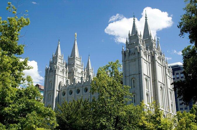 Mormon History in Salt Lake City