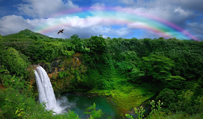 Top Waterfalls on Kauai