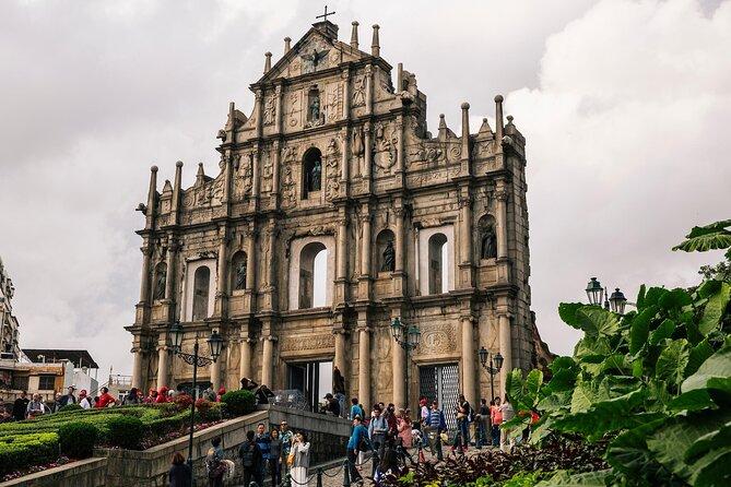 Colonial Sites in Macau
