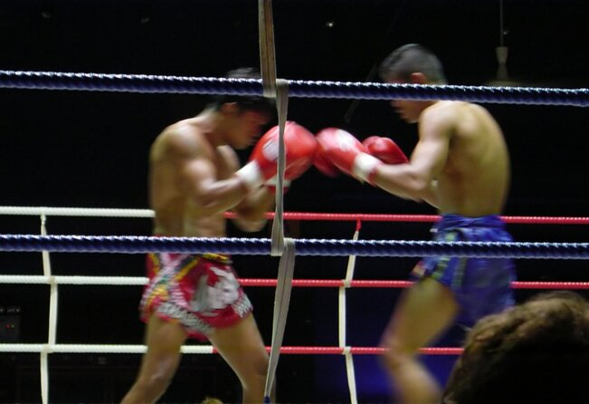 Muay Thai Boxing Experiences in Chiang Mai