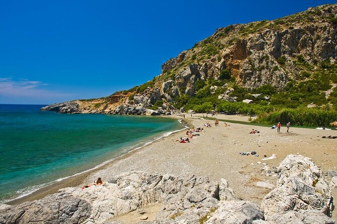 Top Beaches in Crete