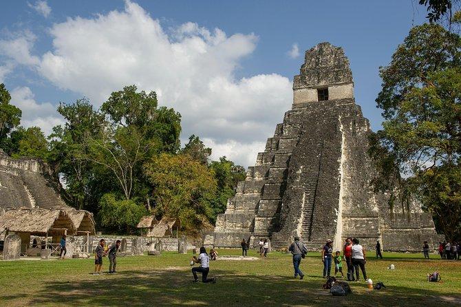 Tikal Tours from San Ignacio