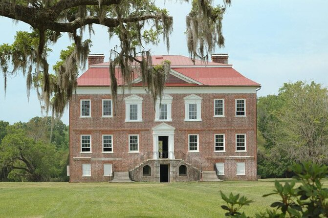 Top Mansions and Plantations in Charleston
