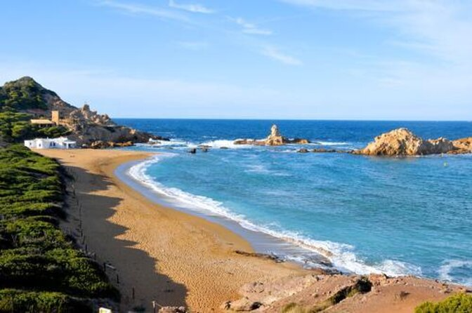 Top Beaches in Menorca