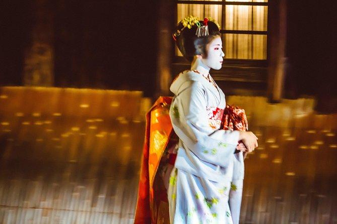 Geisha Culture in Tokyo