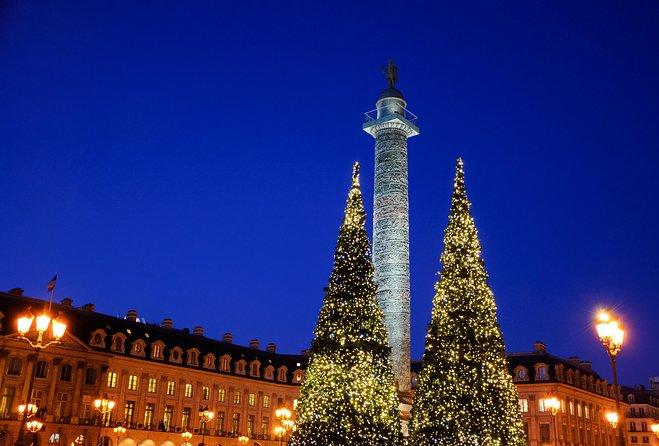 Modi per festeggiare il Natale e il capodanno a Parigi