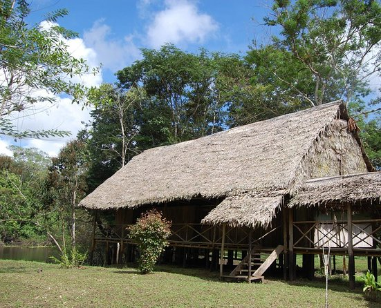 Overnight Amazon Jungle Lodge Stays from Iquitos